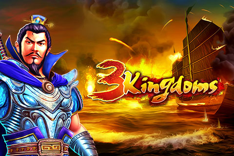 3 kingdoms pragmatic play slot teaser