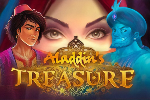 aladdin's treasure pragmatic play slot teaser