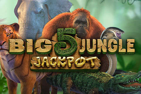 big 5 jungle jackpot stakelogic novoline slot teaser