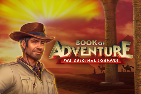 book of adventure stakelogic novoline slot teaser