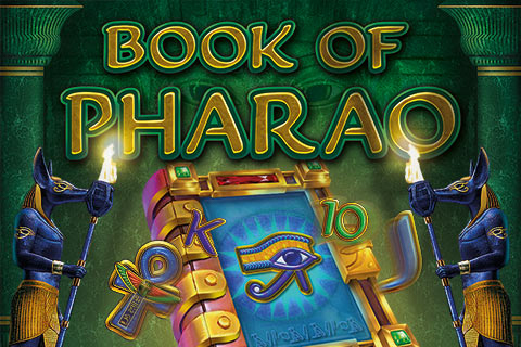 book of pharao amatic slot teaser