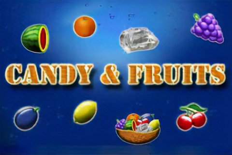 candy and fruits merkur slot teaser