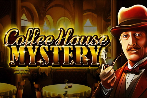 coffee house mystery merkur slot teaser