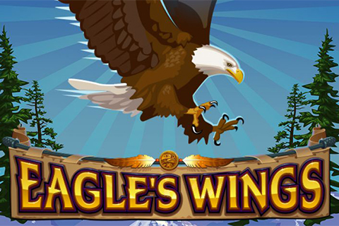eagle's wings microgaming slot teaser