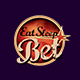 eat sleep bet online casino logo