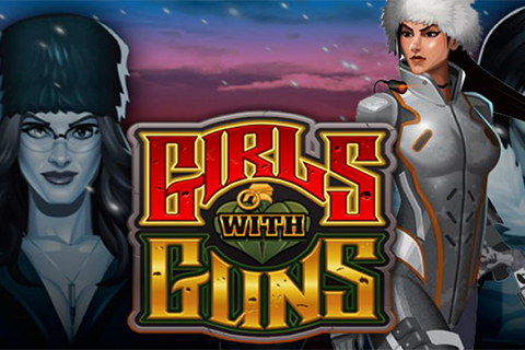 girls with guns 2 microgaming slot teaser