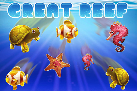 great reef pragmatic play slot teaser