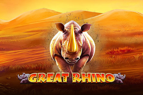 great rhino pragmatic play slot teaser