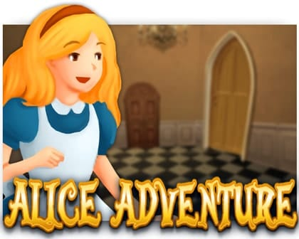 AlleCasinos.com - Alice Adventure Slot von iSoftBet Casinos