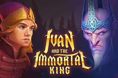 ivan and the immortal king quickspin slot teaser