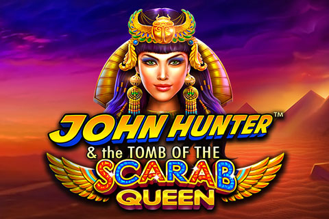 john hunter scarab pragmatic play slot teaser