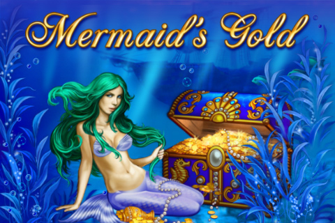 mermaid's gold amatic slot teaser