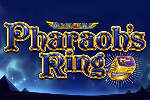 pharao's ring novoline slot teaser