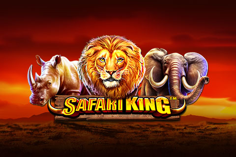 safari king pragmatic play slot teaser
