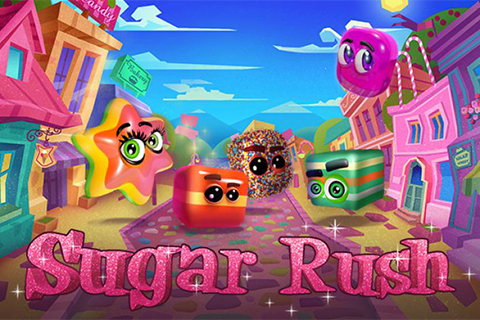 sugar rush pragmatic play slot teaser