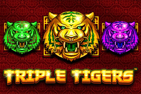 triple tigers pragmatic play slot teaser