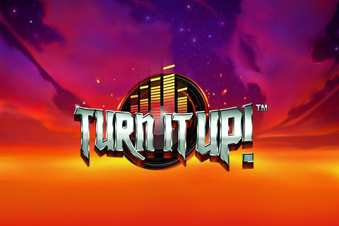 turn it up push gaming slot teaser