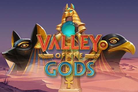 valley of the gods yggdrasil slot teaser