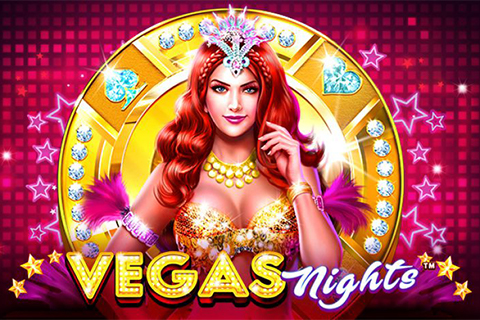 vegas nights pragmatic play slot teaser